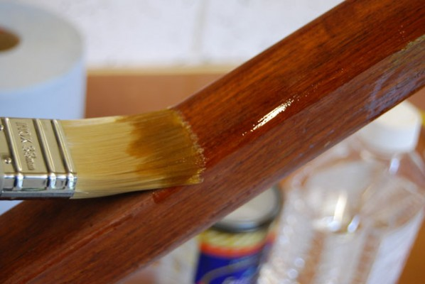 Varnishing tips
