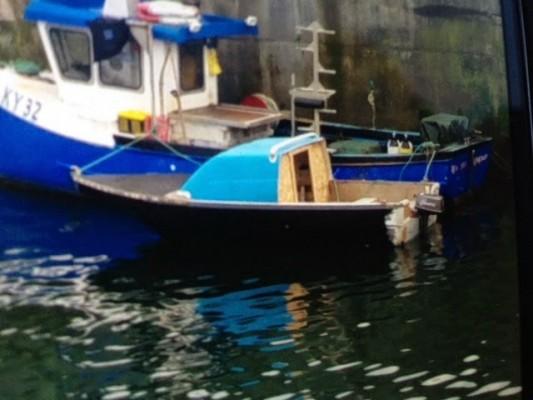 The missing Breivig boat