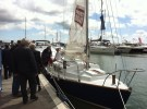 The PBO Project Boat at Poole Harbour Boat Show