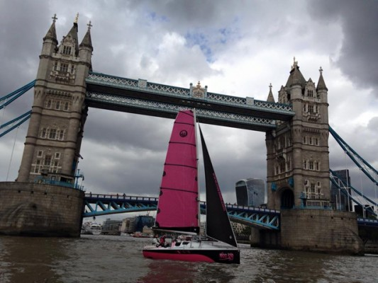 Miss Isle 2 completes the Capital Venture voyage