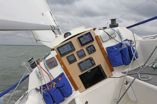 Sailing Chartplotters Exclusive First Test Practical