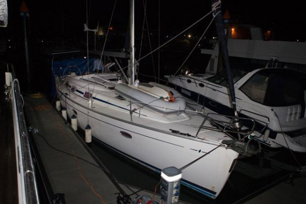 Australian Federal Police, Australian Border Force and Queensland Police Service have netted 70kgs of cocaine and five men suspected of importing the drugs on a yacht