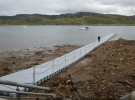 Tighnabruaich's new pontoon