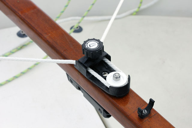 Tiller locks tested - Practical Boat Owner