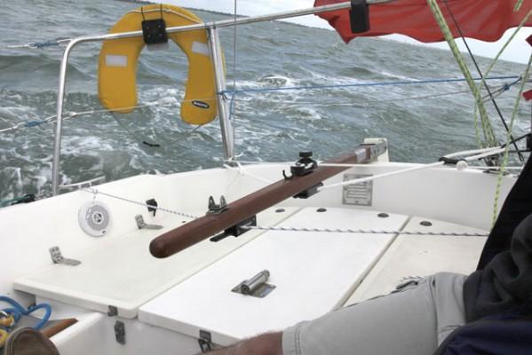Tiller locks tested - Practical Boat Owner