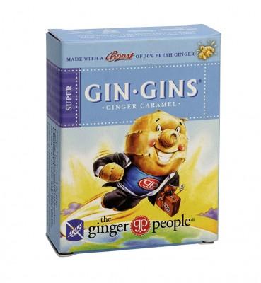 Gin Gins Caramel