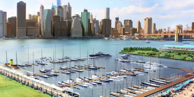 Brooklyn Marina