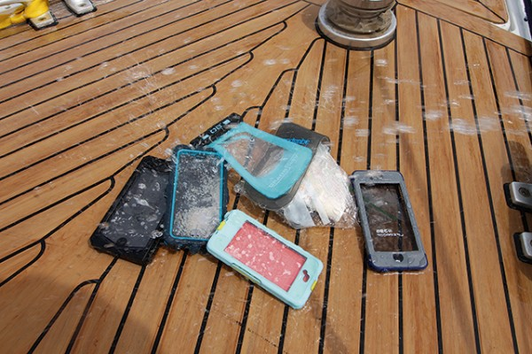 low priced 22749 52efb 7 waterproof phone cases tested - Practical Boat Owner