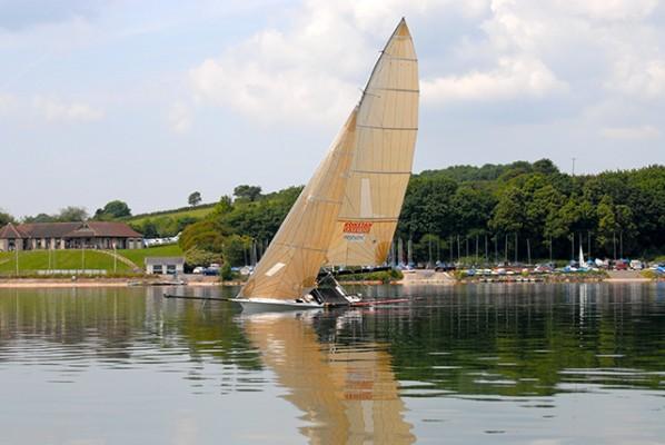 Chew Valley Lake Sailing Club