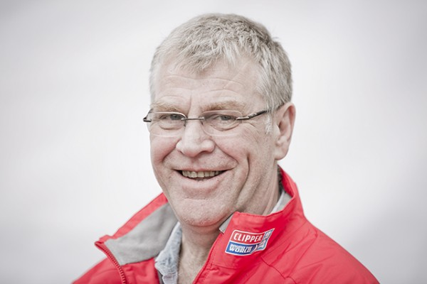 Clipper Race crew Michael Gaskin, ofthe yacht Derry~Londonderry~Doire. Credit: onEdition