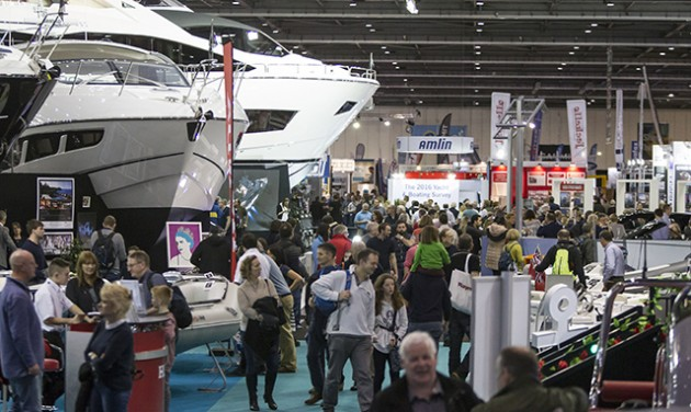 London Boat Show 2016. Credit: onEdition