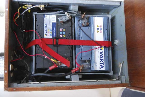 battery-bank_cmyk-598x400 Basic Volt Rv Wiring Diagrams on
