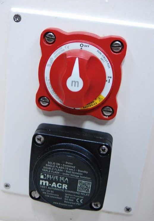 Automatic Charging Relay Acr