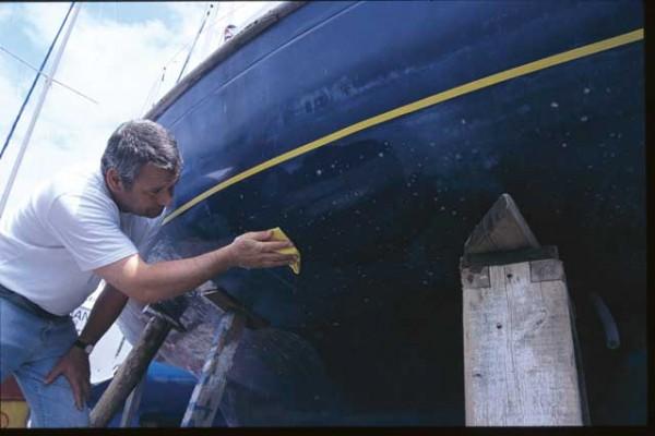 DIY Osmosis Repair - Practical Boat Owner