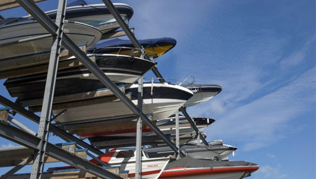 Premier Marinas motorboat and RIB show