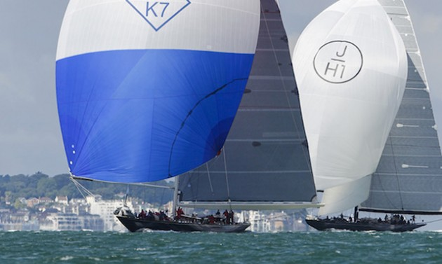 RYS Bicentenary International Regatta 2015 at Cowes. Credit: Paul Wyeth