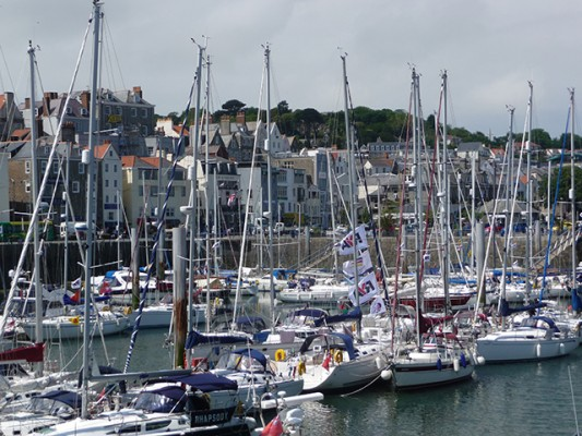 ARC Channel Islands_RYA Sail Cruise in St Peter Port, Guernsey