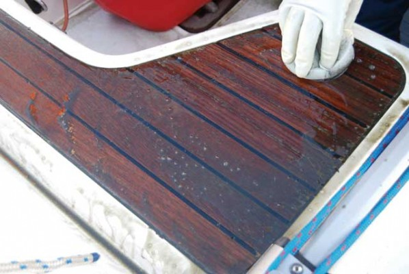 10 Teak Cleaners Tested Practical Boat Owner