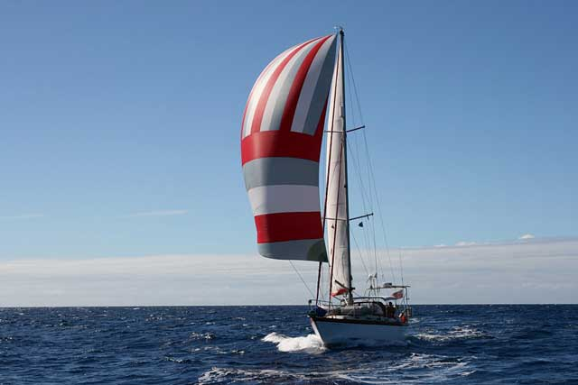 Sail to Oz in a small boat - Practical Boat Owner