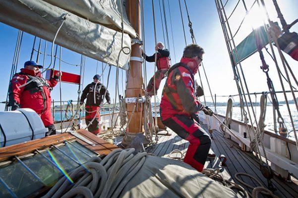 Turn to Starboard Round Britain Challenge