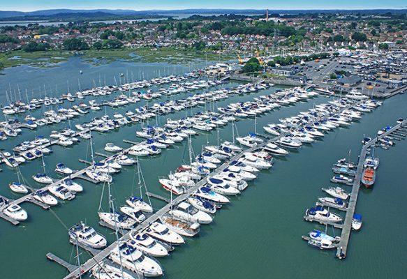 Cobb's Quay Marina