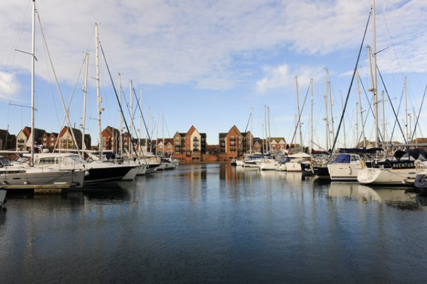 Eastbourne Marina (Sovereign Harbour) (Premier)