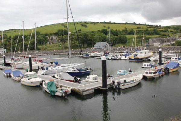 Glenarm Marina