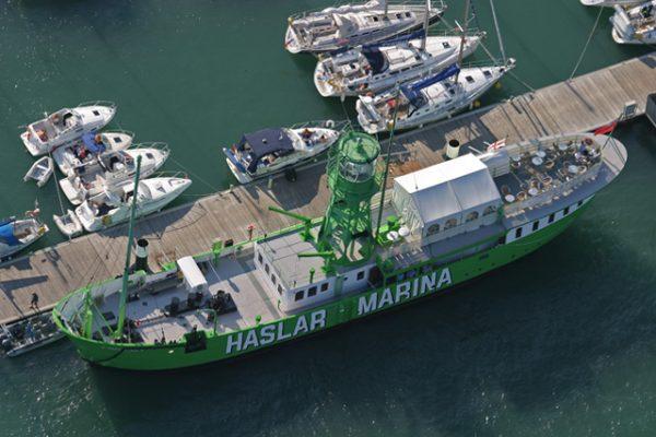 Haslar Marina