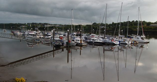 New Ross Marina (formerly Three Sisters)