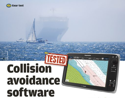 PBO collision avoidance software gear test