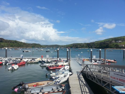 Salcombe Harbour Authority