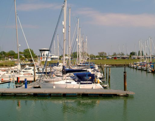 Bradwell Marina