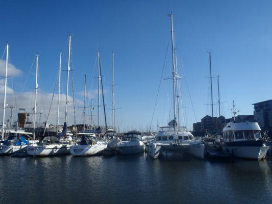 Cardiff Marina