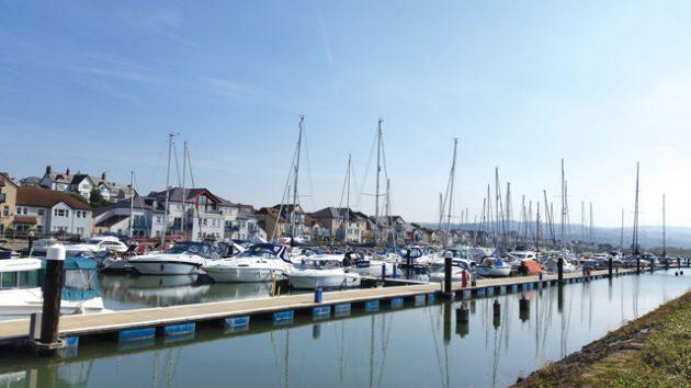 Deganwy Quays Marina