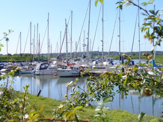 Fambridge Yacht Haven