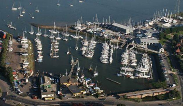 Fox's Marina Ipswich
