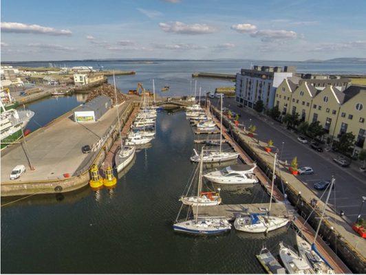 Galway City Marina