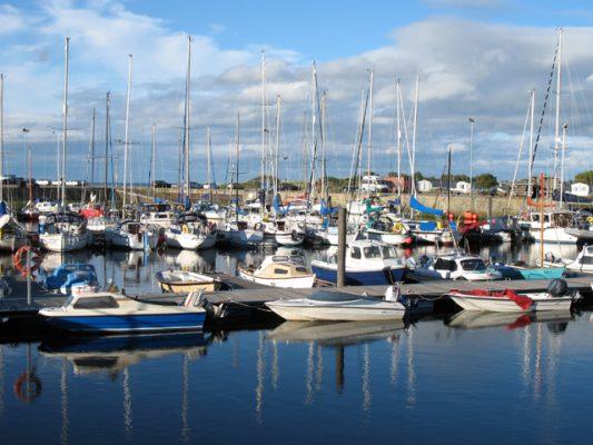 Nairn Harbour. Copyright: VisitNairn.com