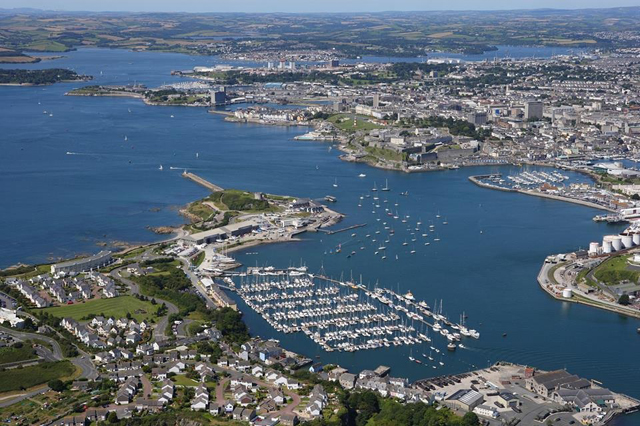 plymouth yacht haven marina price guide