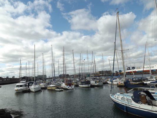 Poolbeg Yacht Boat Club and Marina