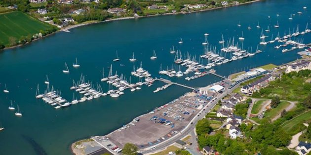 The Royal Cork Yacht Club