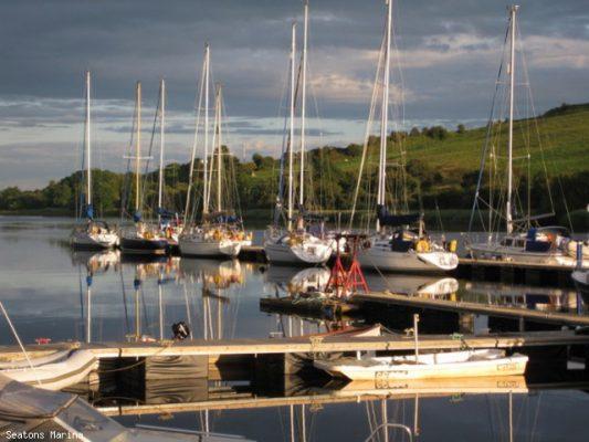Seaton's Marina