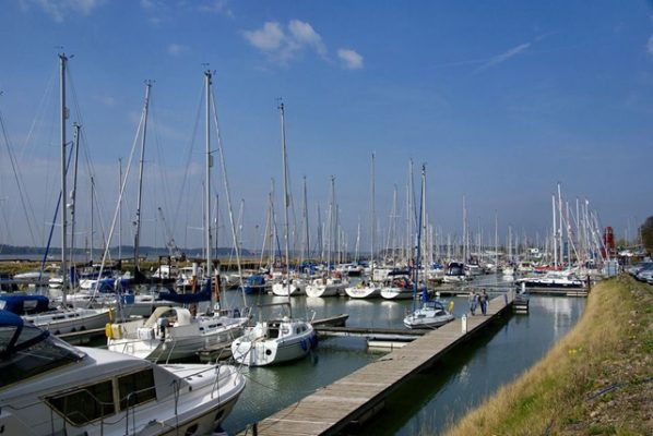 Suffolk Yacht Harbour