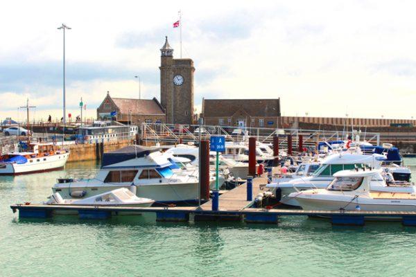 Dover, Tidal Harbour