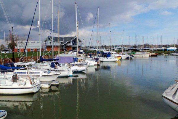 Tidemill Yacht Harbour