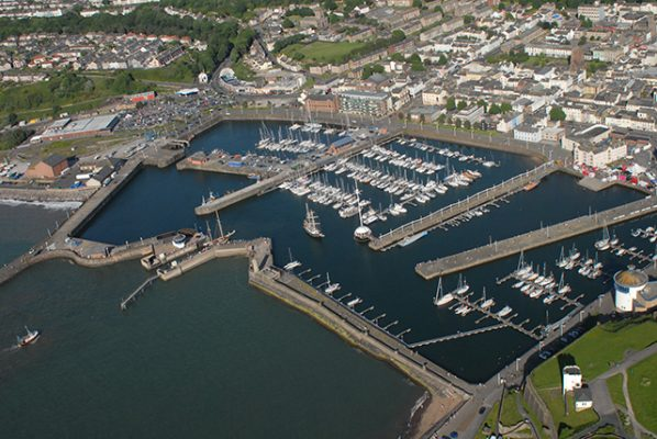 Whitehaven Marina - Queens & Lowther harbours