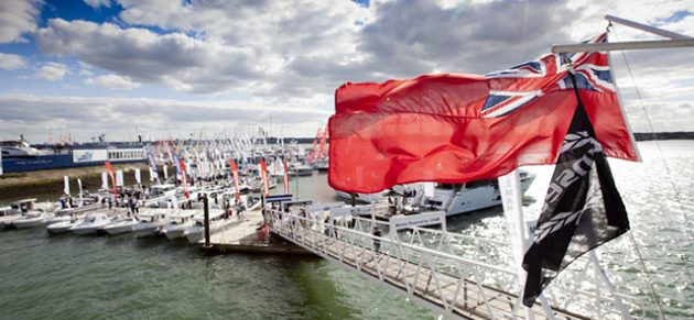 Southampton Boat Show. Credit: onEdition2016