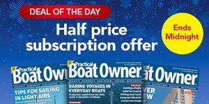 Half-price subscription offer