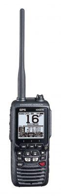Standard Horizon HX870E (DSC) VHF radio