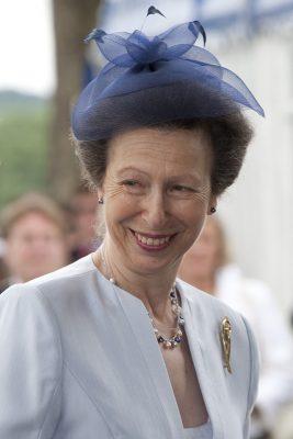 HRH The Princess Royal. Credit: Mitch Gunn / Shutterstock